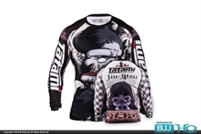 Today on BJJHQ Tatami Chess Gorilla Rashguard - $39